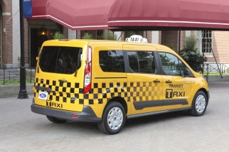 Ford Transit Connect Taxi