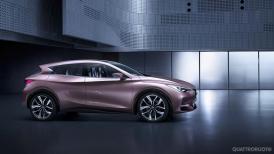 Infiniti Q30 Concept Teaser (1)