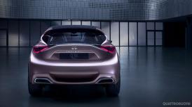 Infiniti Q30 Concept Teaser (2)