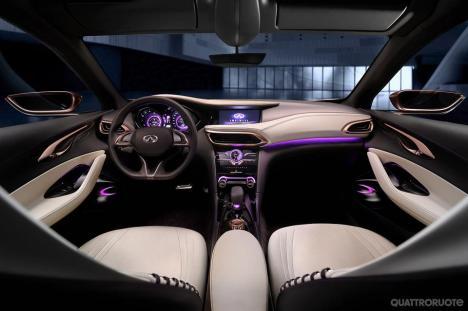Infiniti Q30 Concept Teaser (3)