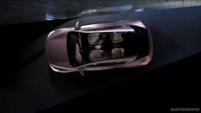 Infiniti Q30 Concept Teaser (5)