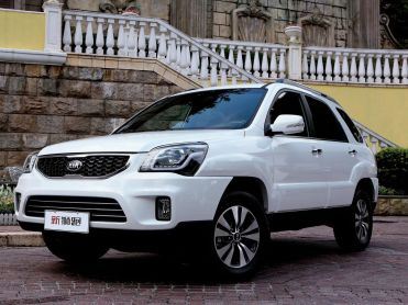 Kia Sportage Spec China 2013 (1)
