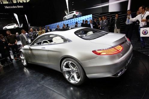 MB Classe S Coupé Concept 2013.32