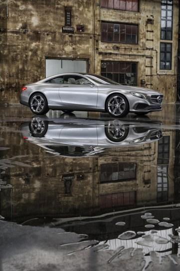 MB Classe S Coupé Concept 2013.8