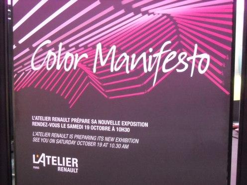 Atelier Renault Automne 2013 Color Manifesto (1)