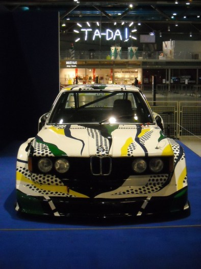 BMW Art Car Lichtenstein (5)