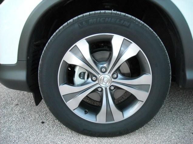 Détails Honda CR-V (11)
