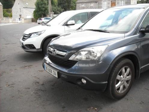 Honda CR-V 2006-2013 (2)