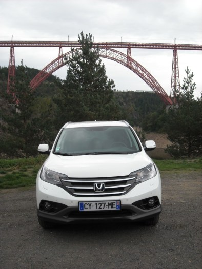 Honda CR-V Viaduc Garabit (17)