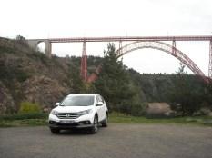 Honda CR-V Viaduc Garabit (19)