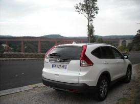 Honda CR-V Viaduc Garabit (3)