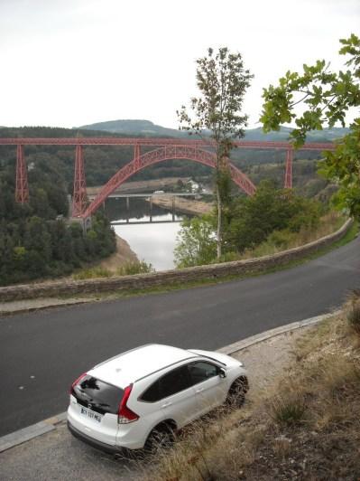 Honda CR-V Viaduc Garabit (6)