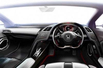 Honda S660 Concept