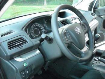 Intérieur Honda CR-V (5)