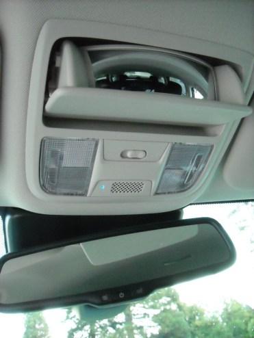 Intérieur Honda CR-V (6)