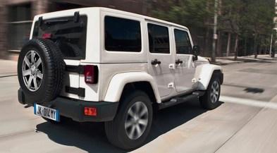 Jeep Wrangler Platinium Edition