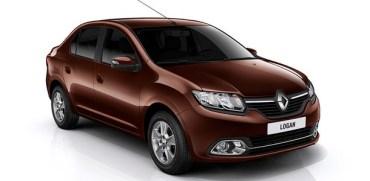 Renault Logan Brésil 2014