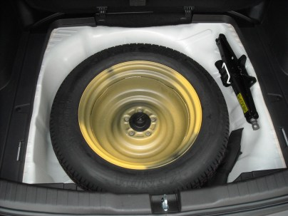 Roue galette de secours Honda CR-V