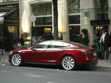 TESLA Model S Paris Septembre 2013 (45)