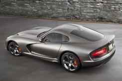 2014 SRT 2014 SRT Viper GTS Anodized Carbon Special Edition 2