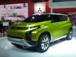 AR Mitsubishi concept