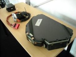 Batterie 208 FE