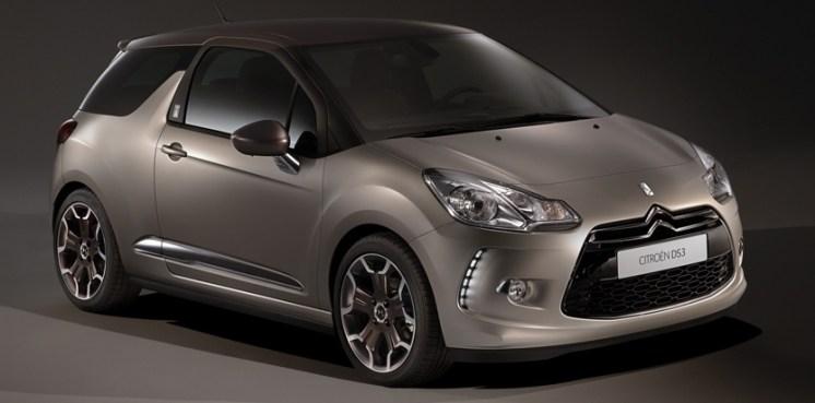 Citroën DS3 DS WORLD PARIS