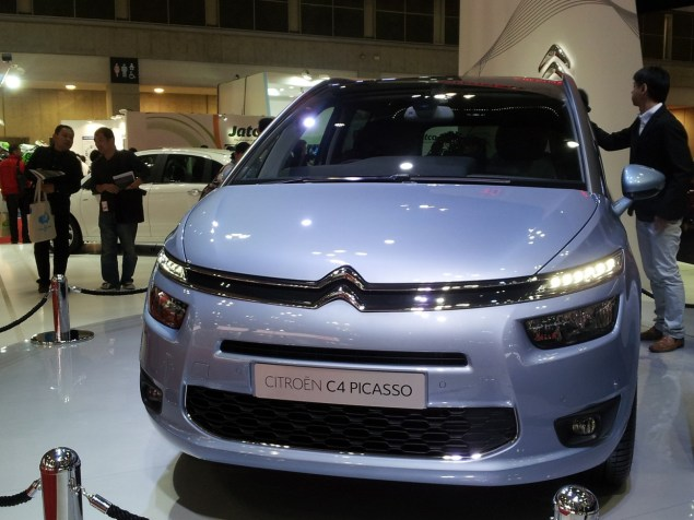 Citroën Gd C4 Picasso