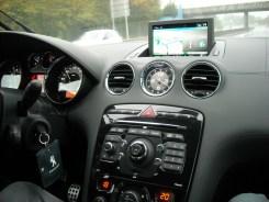 Conduite Peugeot RCZ (2)