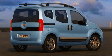Fiat Qubo Trekking 2014