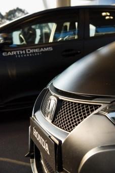 Honda Civic Turbo 2015