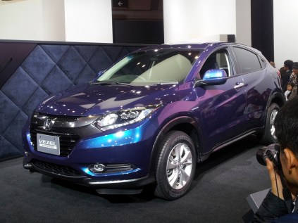 Honda Vezel (2)