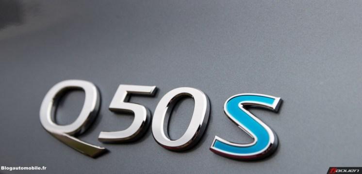 Infiniti Q50 S