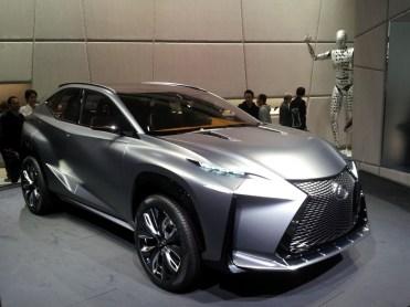Lexus LF NX Concept (1)