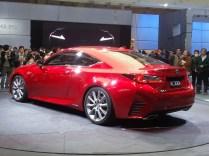 Lexus RC Coupé (1)