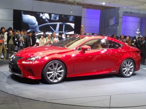 Lexus RC Coupé (3)