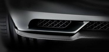 Mercedes Benz SLS AMG Final Edition spoiler Av