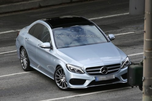 Mercedes Classe C 2014 - 3
