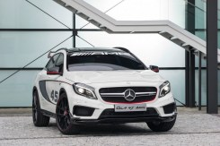Mercedes GLA 45 AMG Concept-car (1)