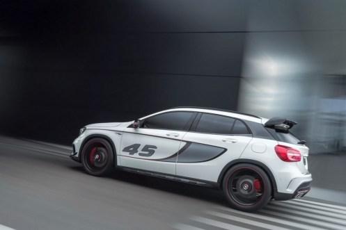 Mercedes GLA 45 AMG Concept-car (6)