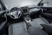 Nissan Qashqai 2014 Interieur2