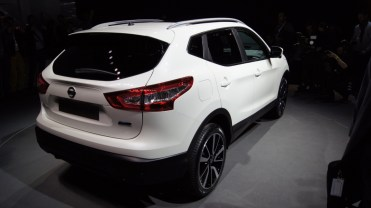 Nissan Qashqai 2014 Launch3