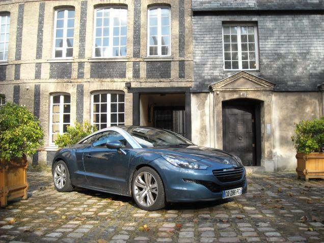 Peugeot RCZ THP 200 (3)