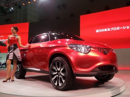 Suzuki Crosshiker Concept (1)