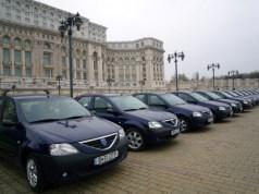 Dacia Logan Palatul