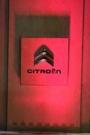 Logo Citroën DS World Paris