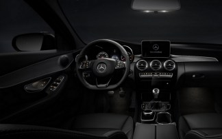 Mercedes Benz Classe C pack AMG