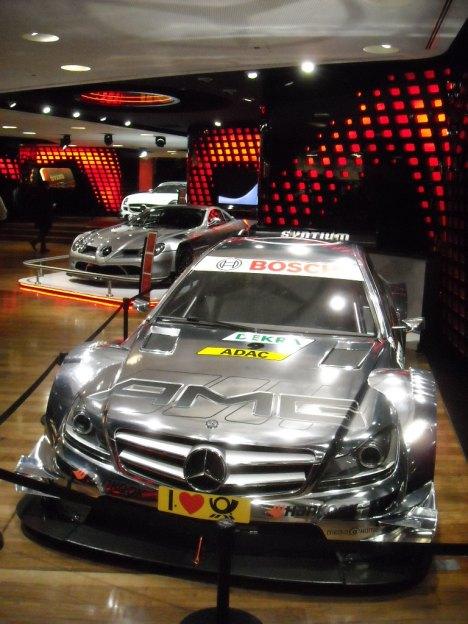 Mercedes Classe C DTM (1)