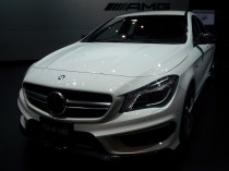 Mercedes Classe CLA 45 AMG