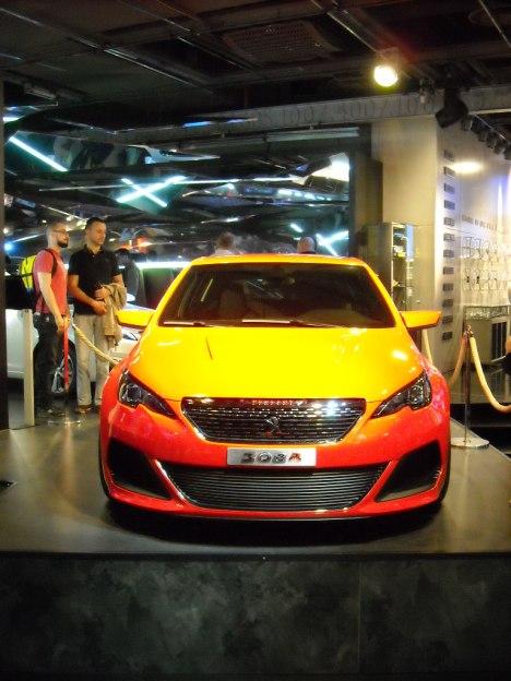 Peugeot 308 R Concept (2)